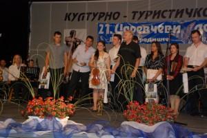 Violinistkinja Biljana BIljana Petrović 2