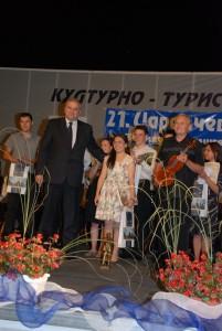 Violinistkinja Biljana Petrović